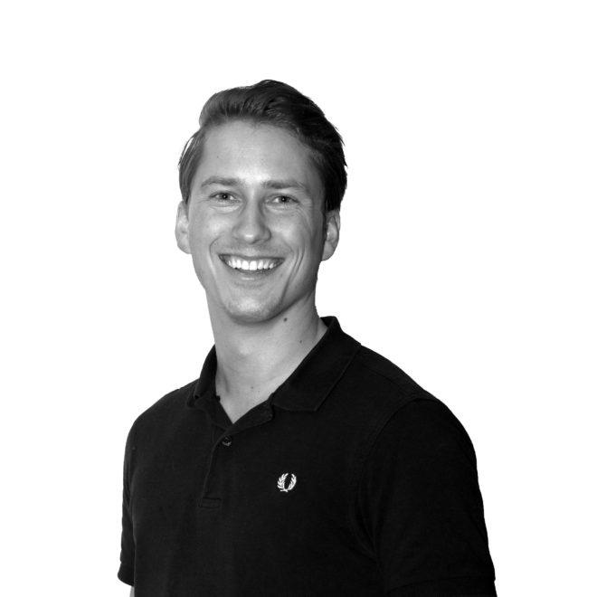 Profilbilde av daglig leder Petter Omdal