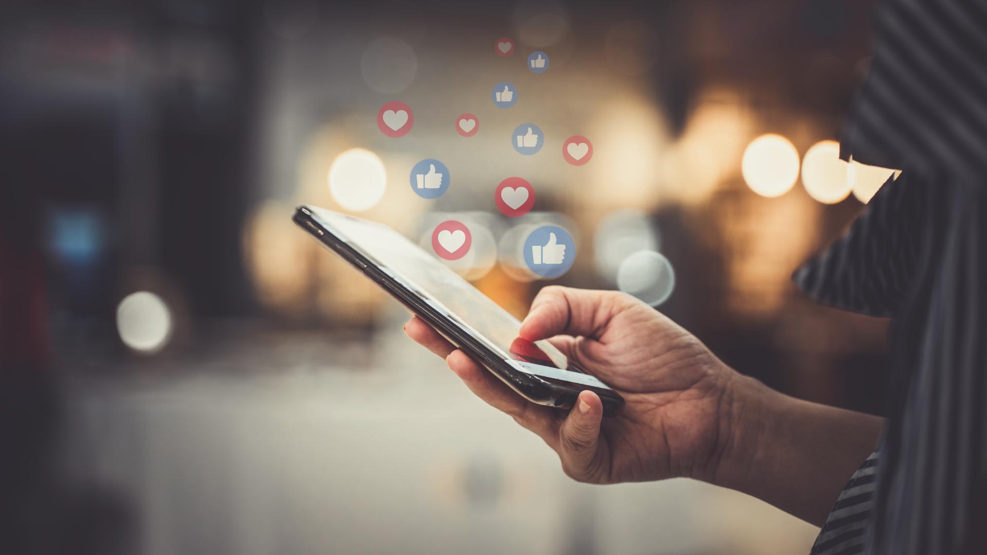Våre tjenester - Sosiale medier