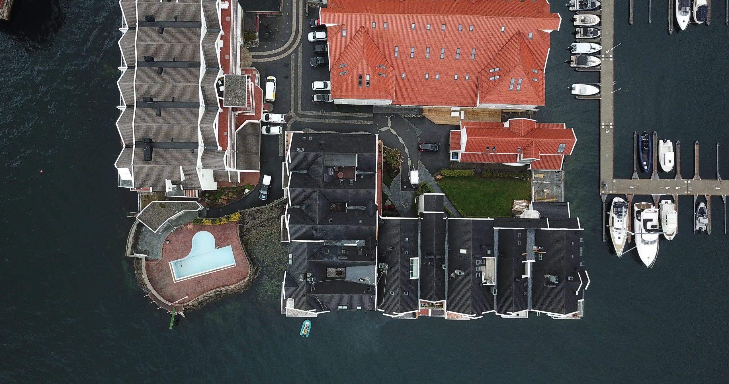 Oversiktsbilde Måseskjæret Bergen